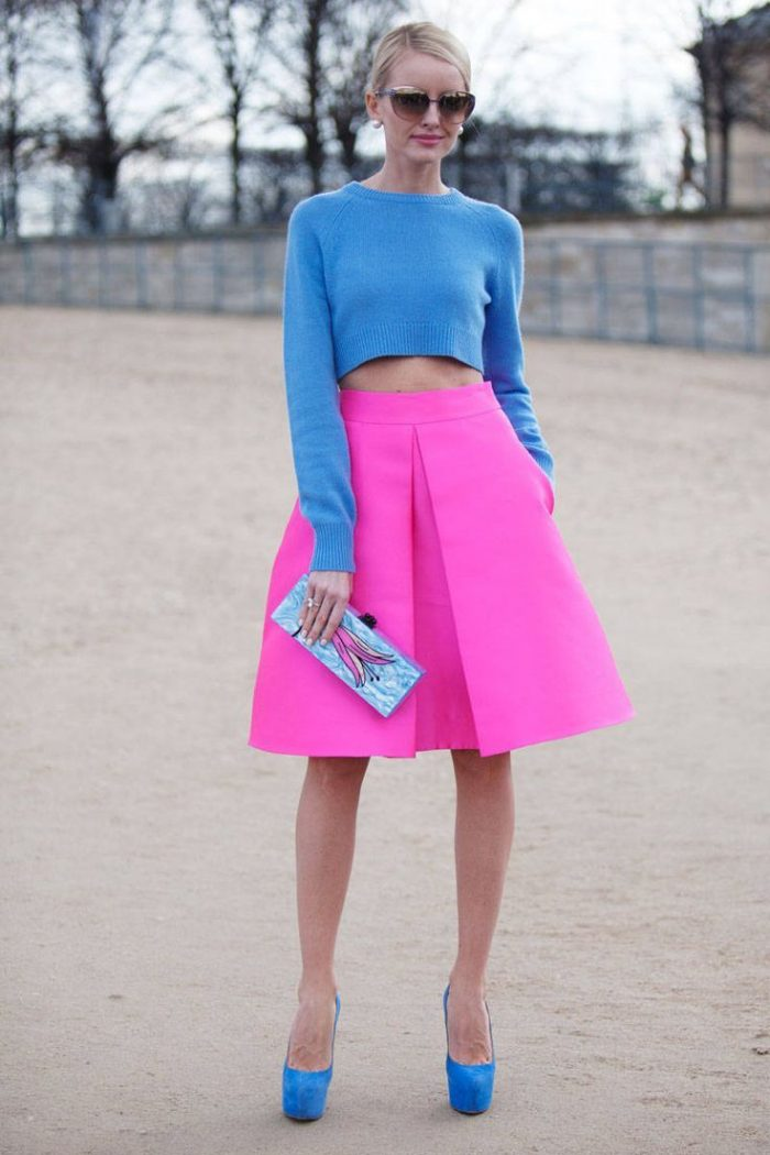 Pastel Pink Color Clothes Combinations For Women 2019
