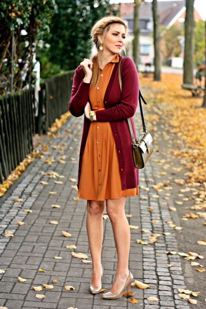 2018 Best Dresses For Cold Weather (14)