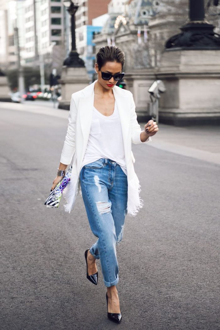 Boyfriend Jeans For Women 2019
