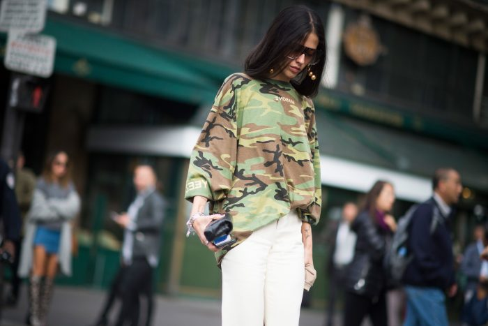 2018 Camouflage Print For Women (20)