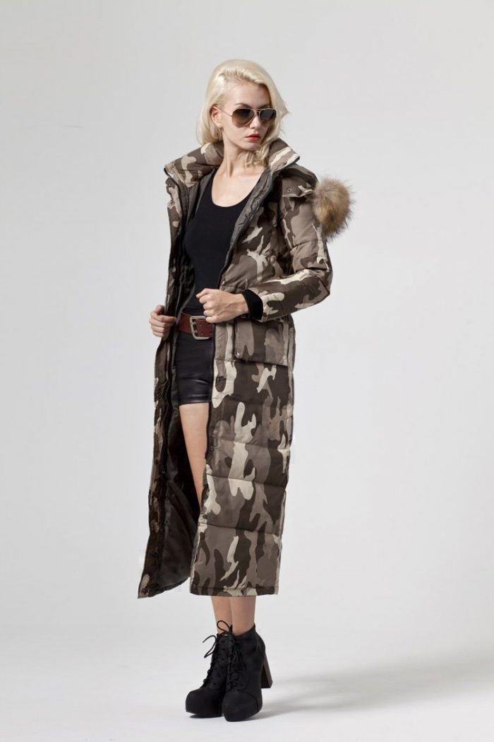 2018 Camouflage Print For Women (6)