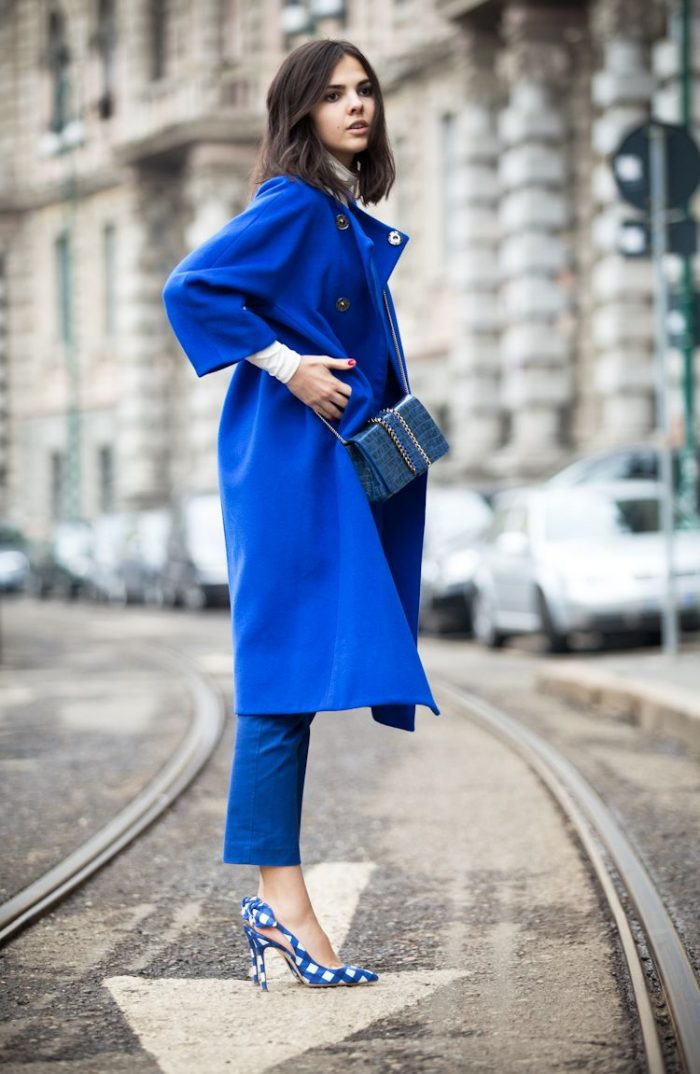 Cobalt Blue Clothes For Women 2019
