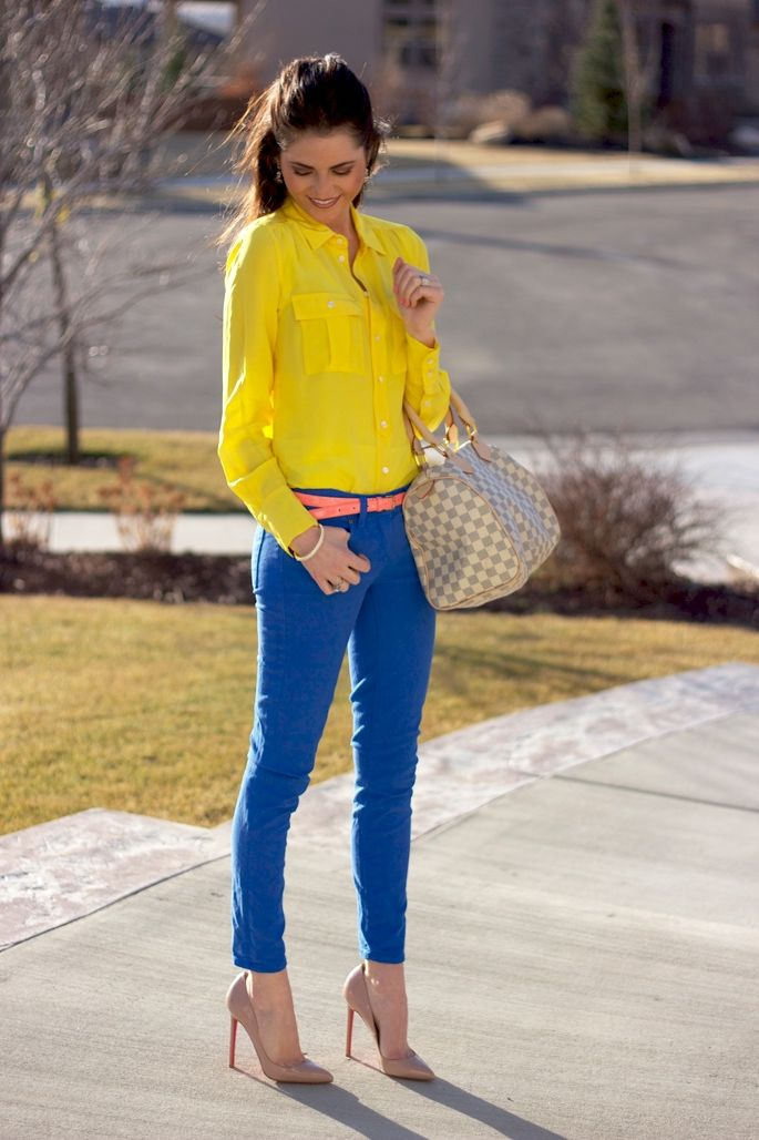 Best Fashion Color Combinations For Women 2020