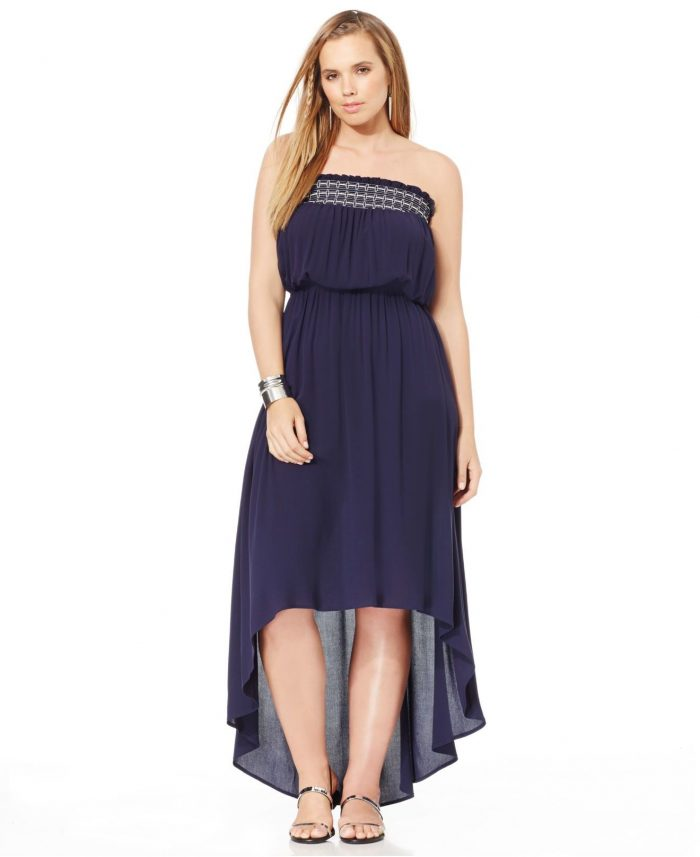 2018 Day To Night Plus Size Dresses For Women (16)