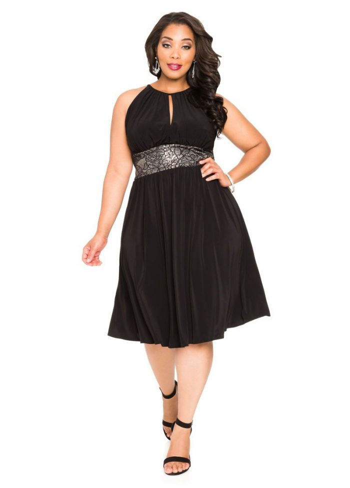 2018 Day To Night Plus Size Dresses For Women (2)