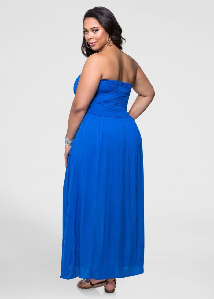 2018 Day To Night Plus Size Dresses For Women (4)