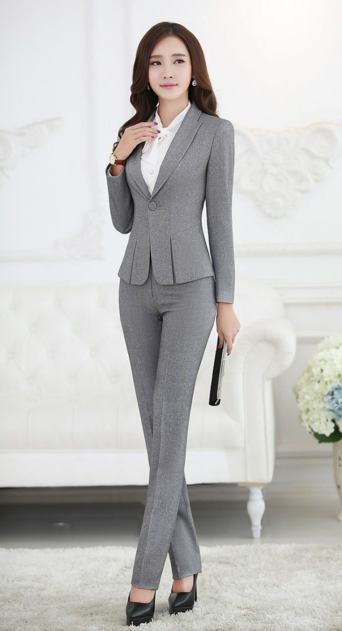 2018 Elegant Dresses And Suits (18)