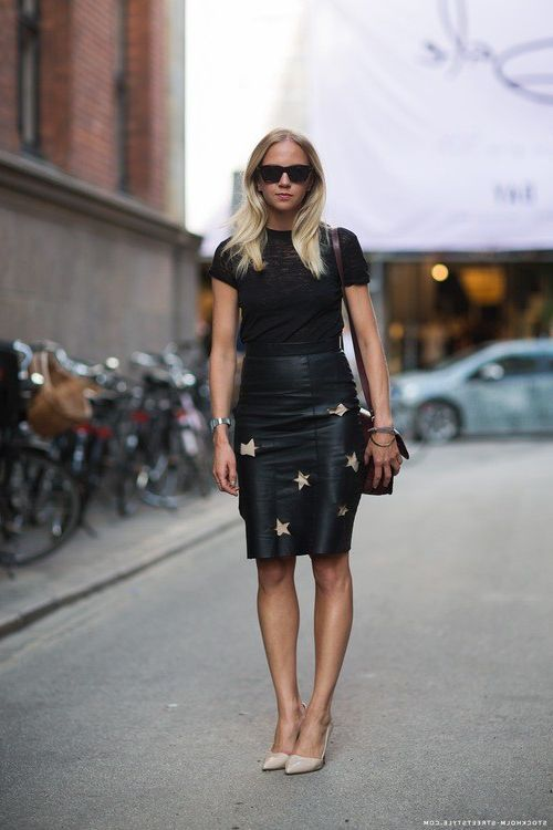 2018 Glamour Leather Skirts (19)