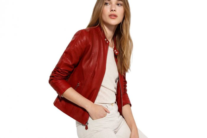 Women Leather Clothes For Daytime 2020
