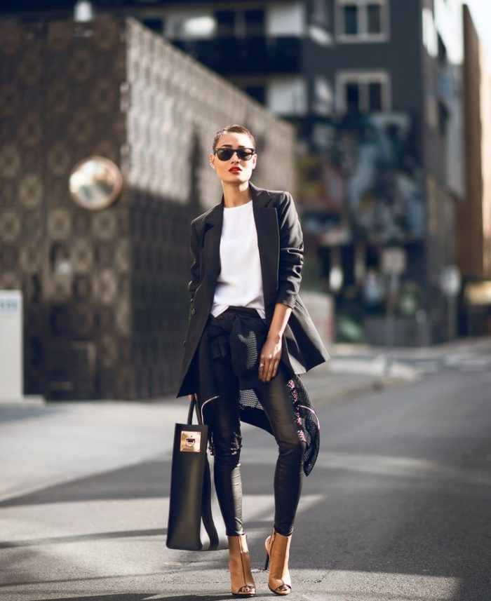 Leather Trousers For Women 2019