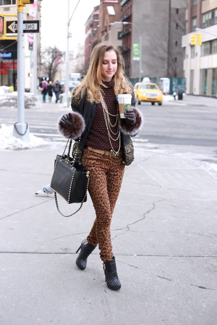Leopard Pants For Women 2020