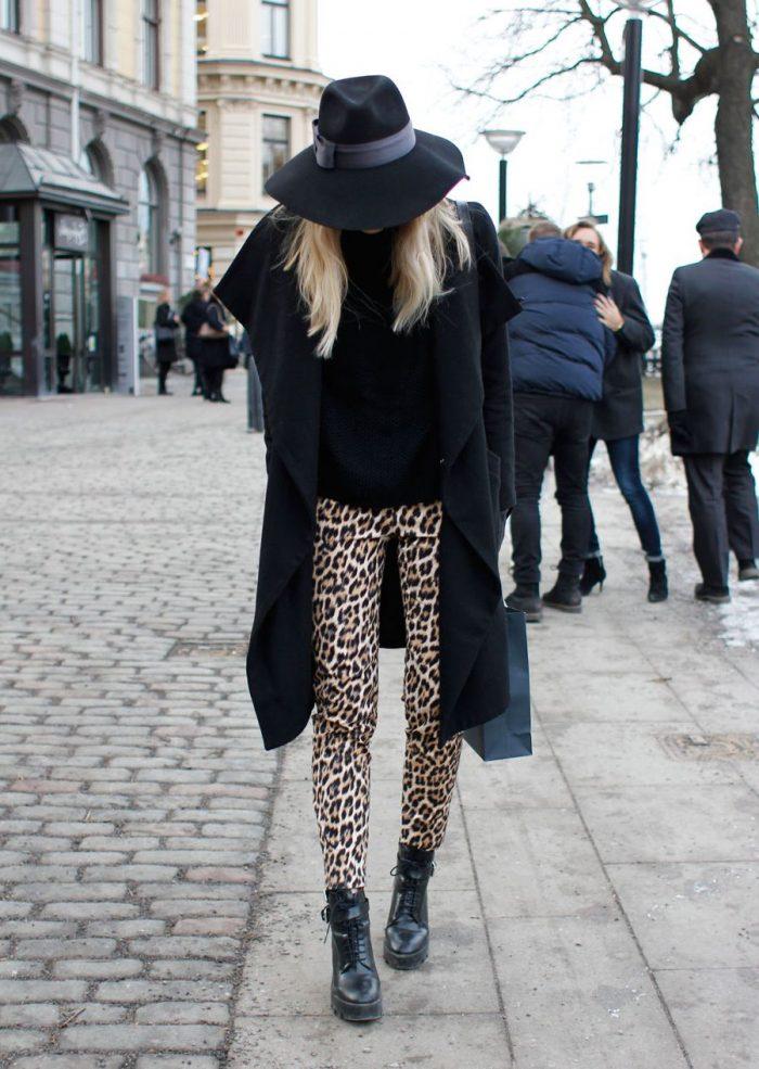 Leopard Pants For Women 2019