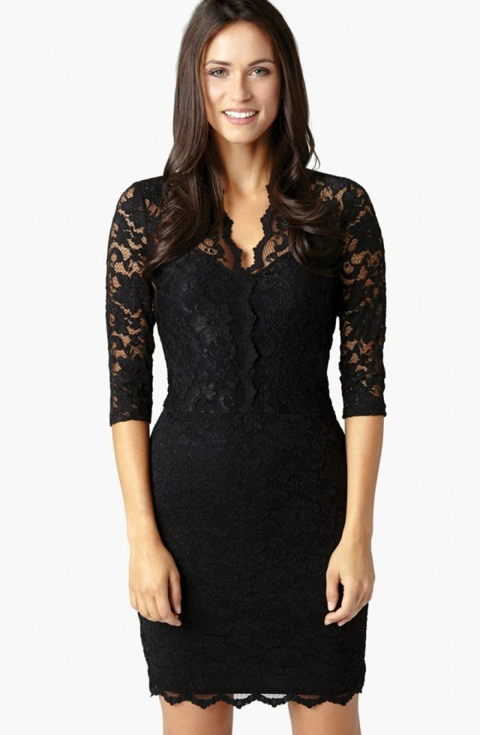 Little Black Dresses That Will Make You Look Gorgeous 2019