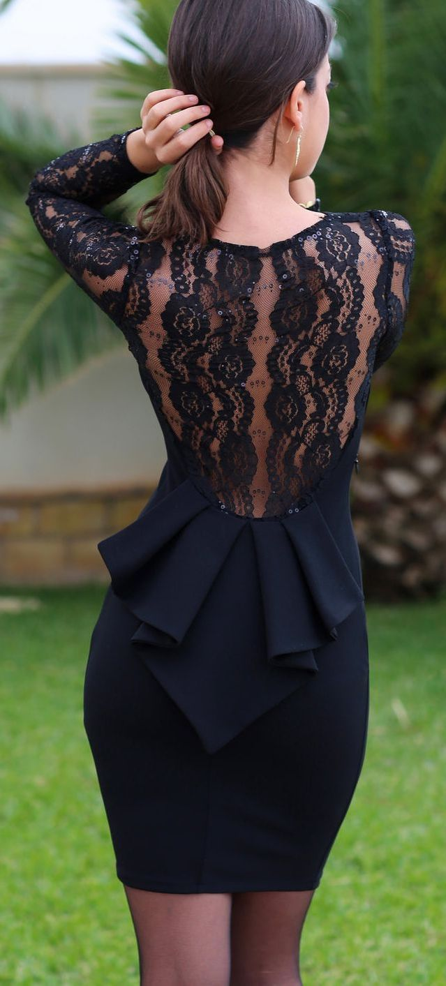 Make Your Little Black Dress Look Awesome 2019