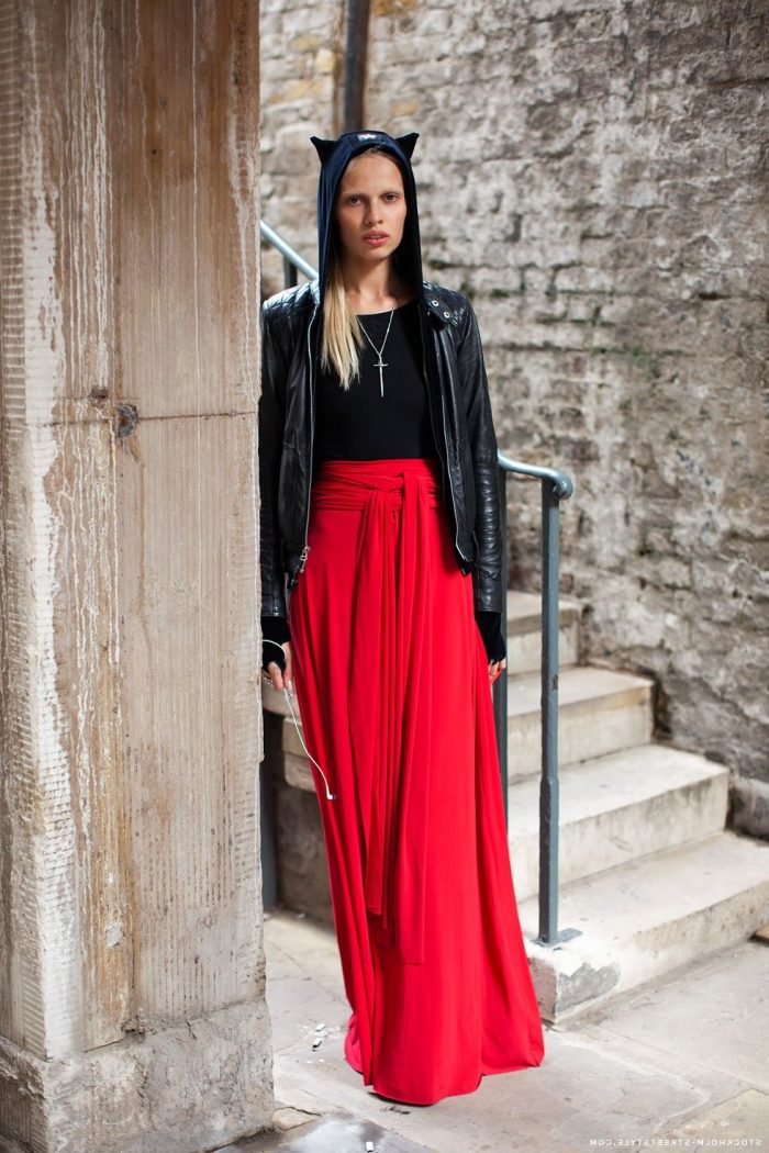 Maxi Skirts For Creating Modern Looks 2019