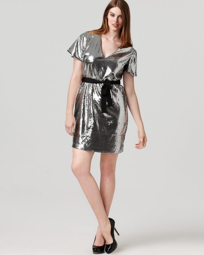 2018 Metallic Clothes And Accessories For Women (6)