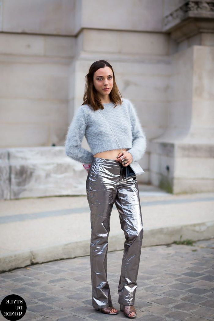 2018 Metallic Fashion Trend For Women (22)