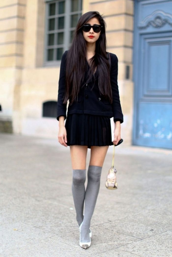 Over the Knee Socks For Women 2019