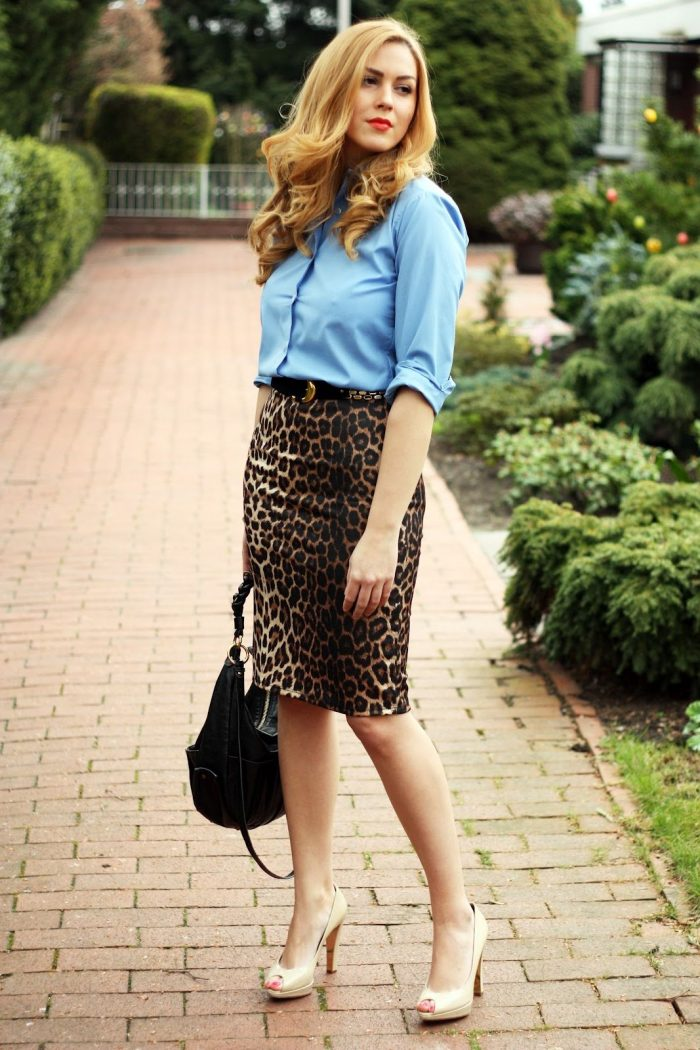 Pencil Skirts Outfit Ideas 2019