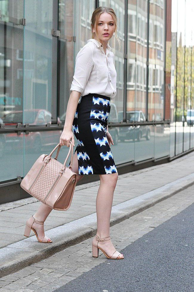 2018 Pencil Skirts For Women (16)