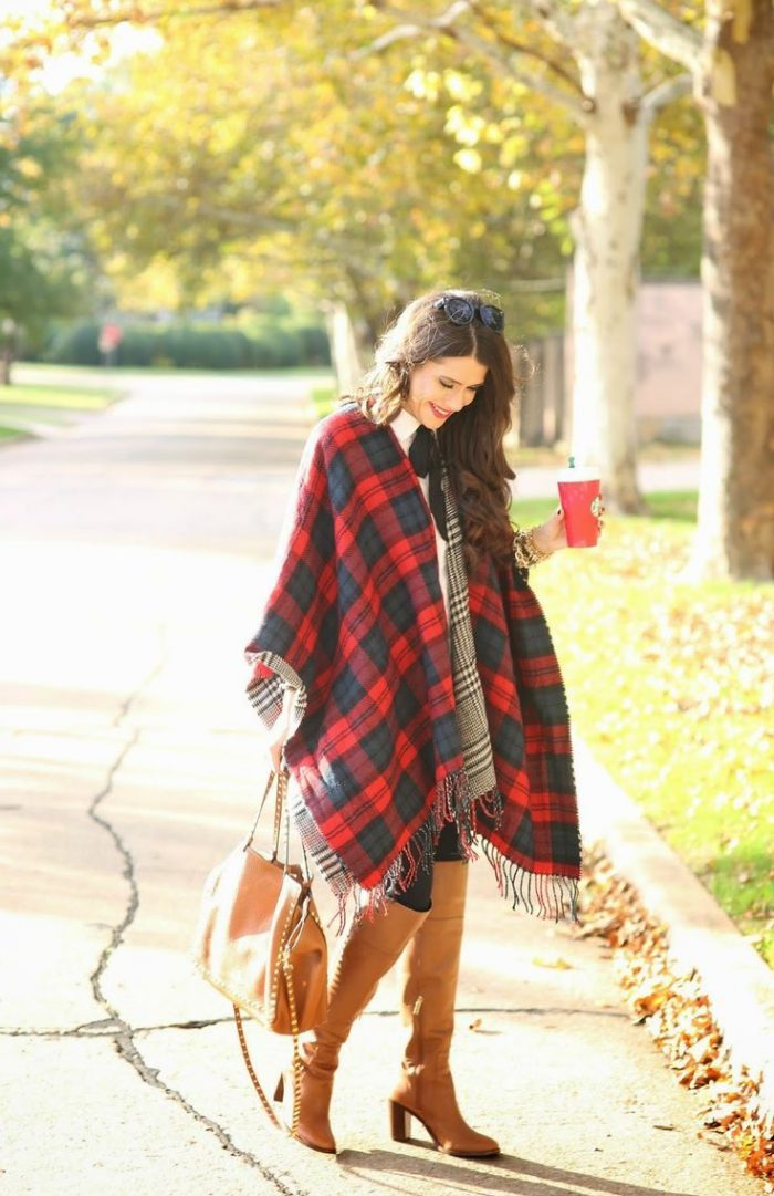 Plaid Print Clothes For Women 2019