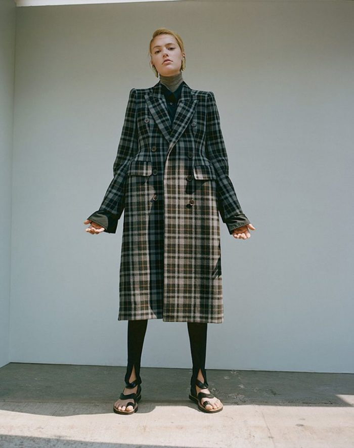 Plaid Print Clothing For Women From Head To Toe 2019