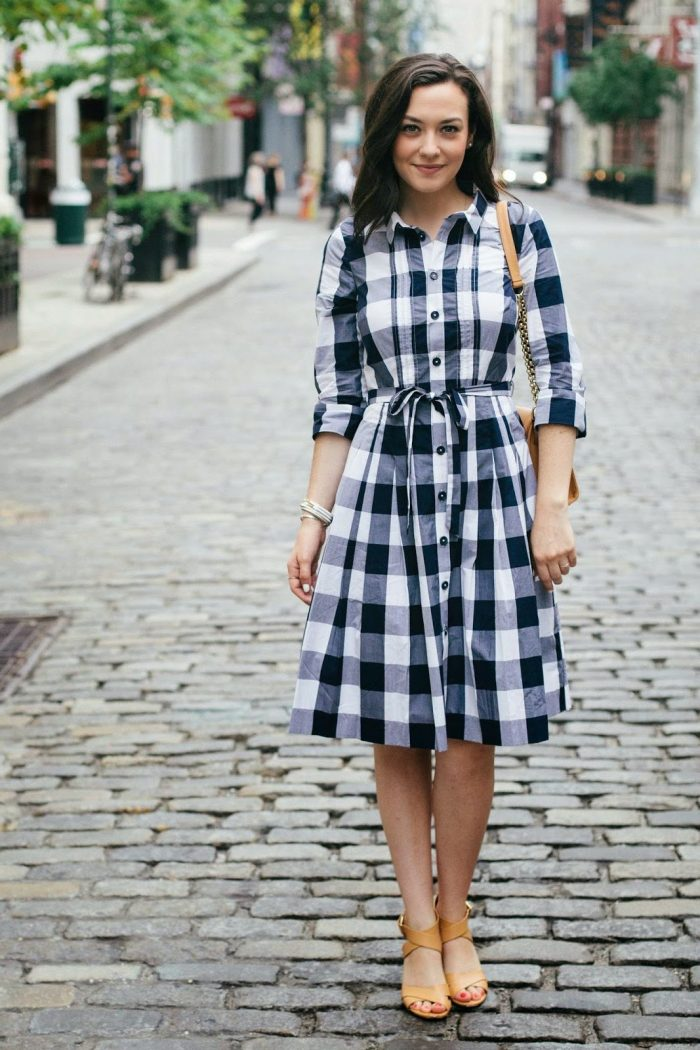 2018 Plaid Print Must Haves For Women (15)