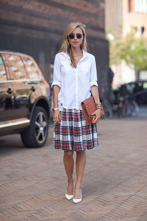 2018 Plaid Print Must Haves For Women (22)