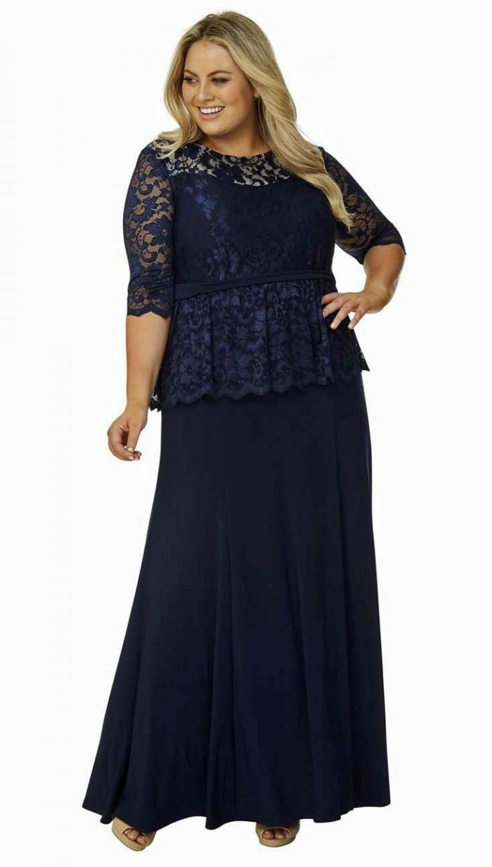 2018 Plus Size Dresses (15)