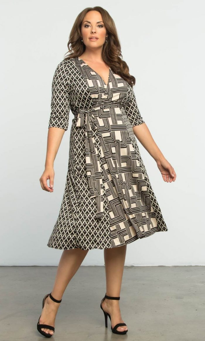 2018 Plus Size Dresses (18)