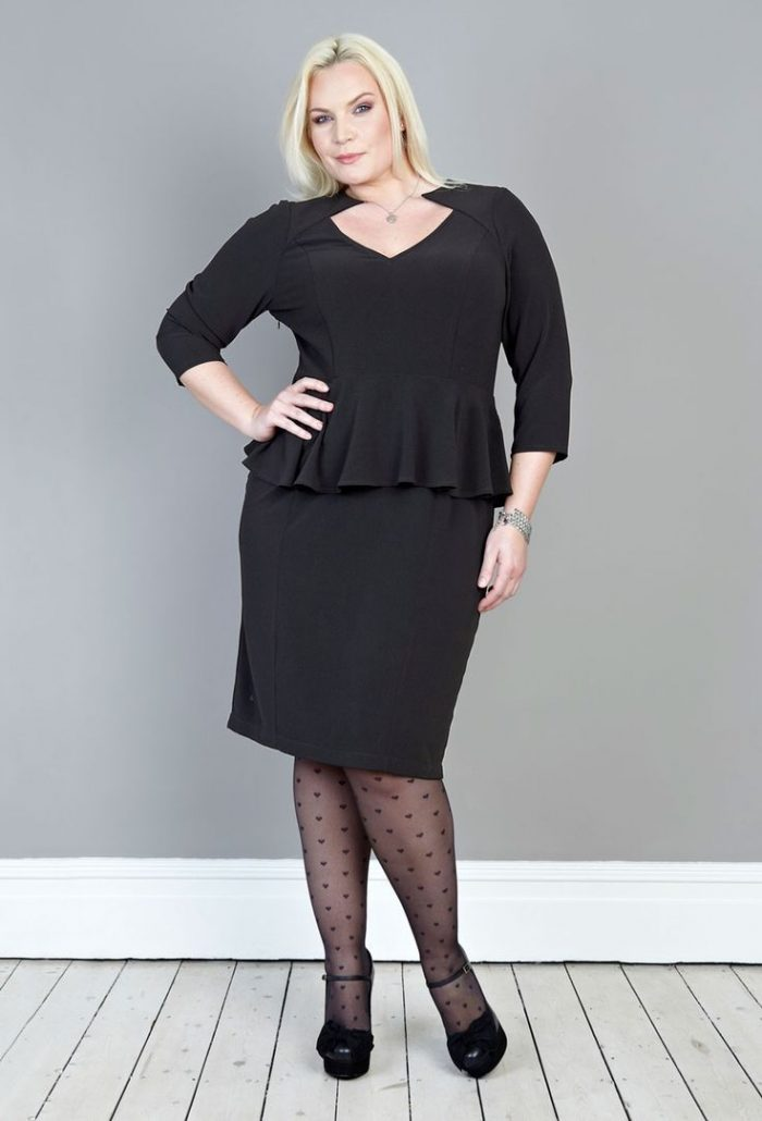 2018 Plus Size Dresses (3)
