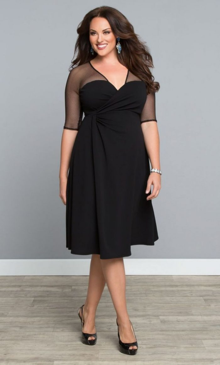 Awesome Plus-Size Dresses For Work And Parties 2020