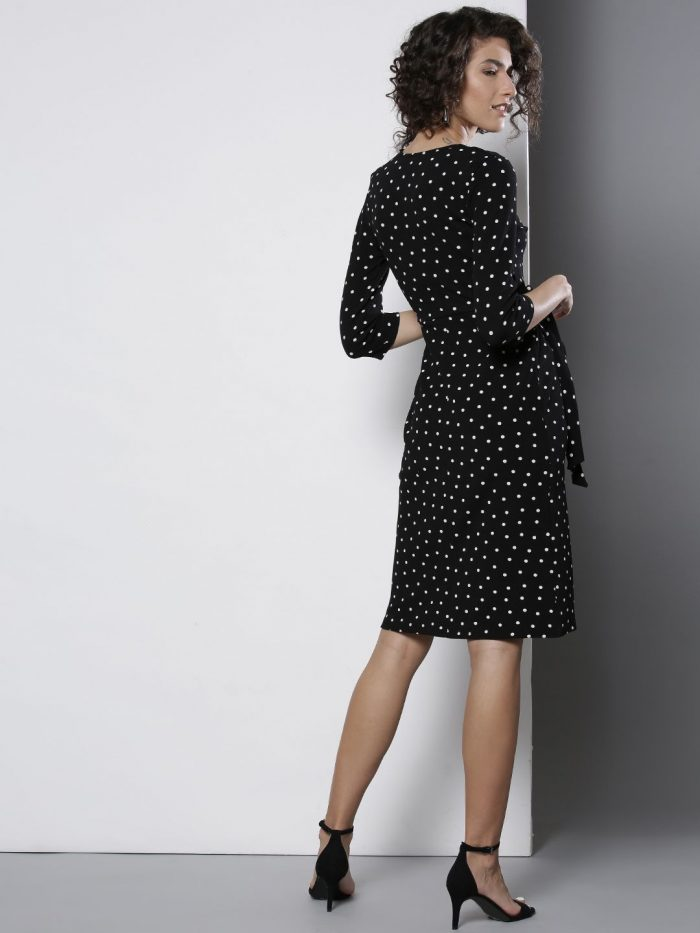 2018 Polka Dots Print Trend For Women (29)