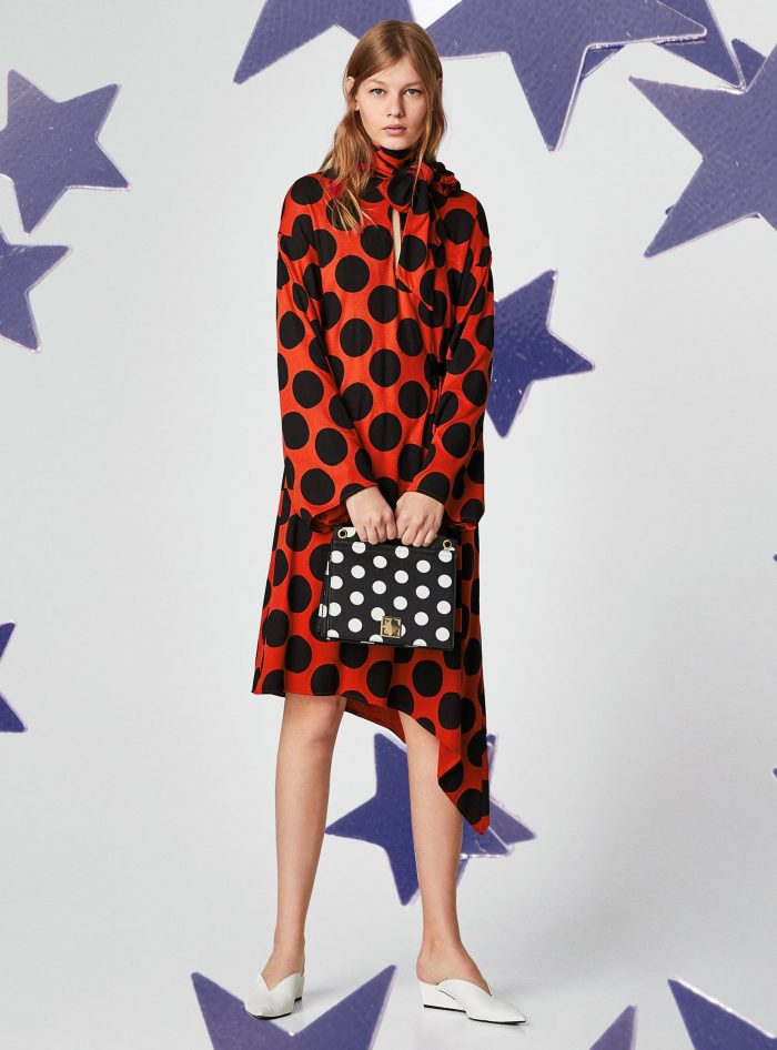 2018 Polka Dots Print Trend For Women (32)