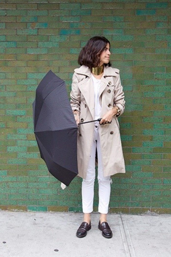 What to Wear on Rainy Days For Women 2019