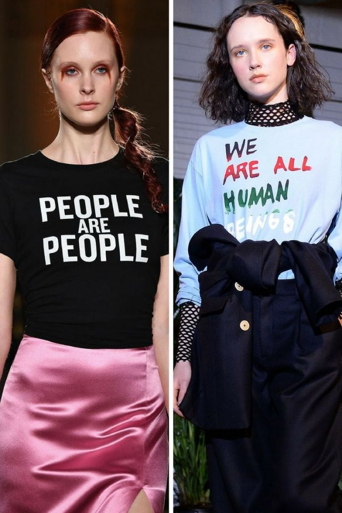 How to Wear Slogan Shirts For Women 2019