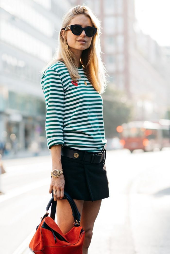 Women Striped Clothes For Summer 2020