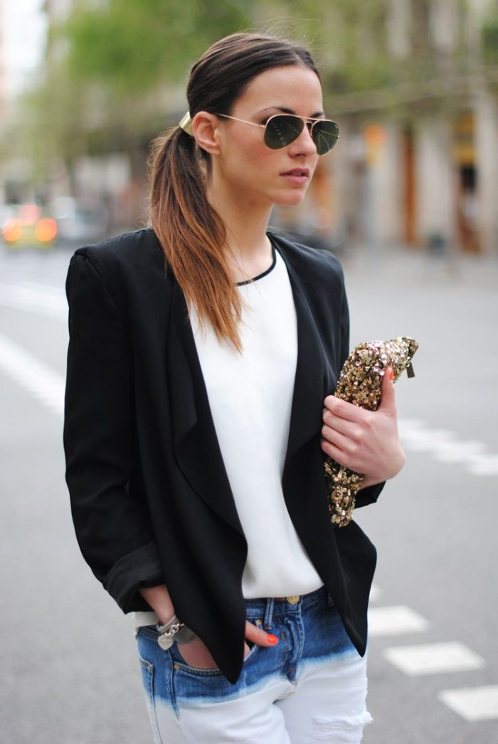 Black Clothes And Accessories For Women 2019