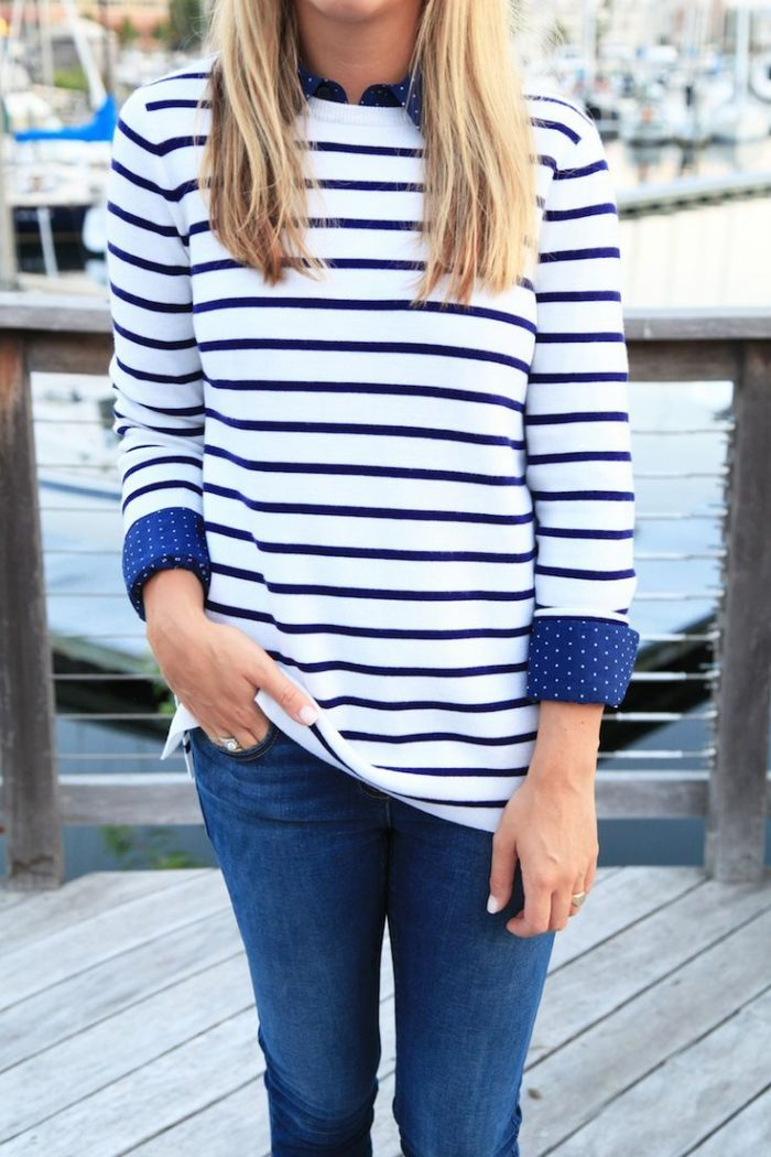 2018 Summer Stripes For Women (5)