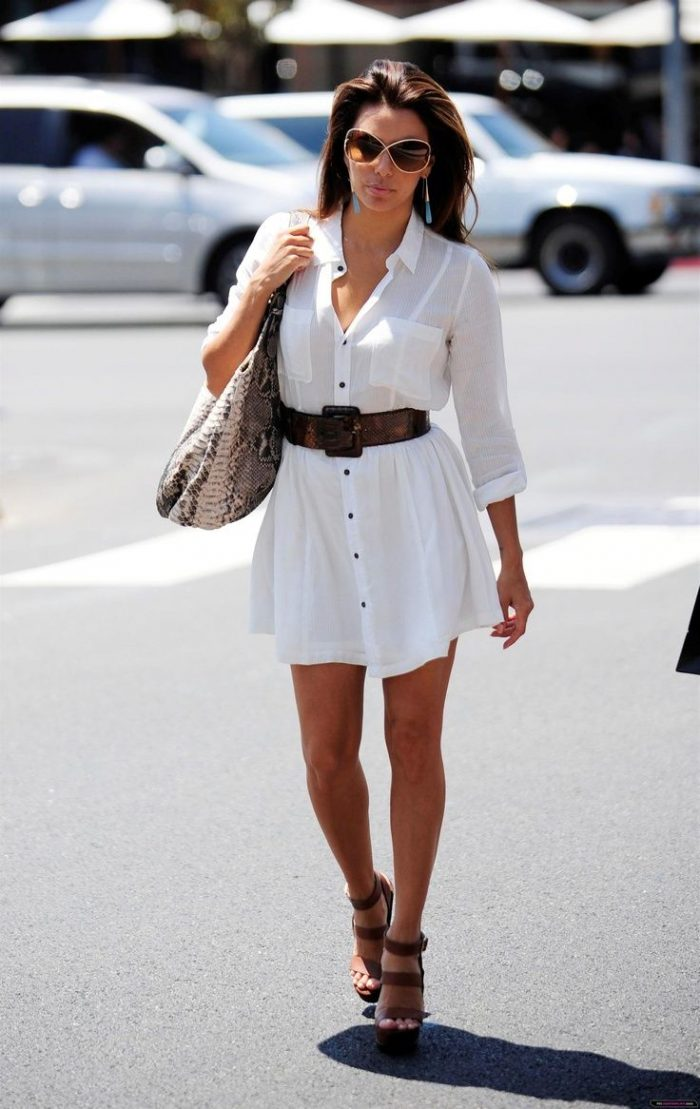 2018 Summer White Clothes For Women (12)