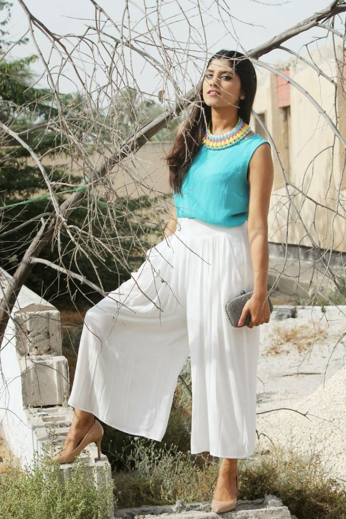 2018 Summer White Clothes For Women (19)
