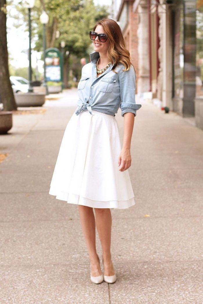 2018 Summer White Clothes For Women (20)