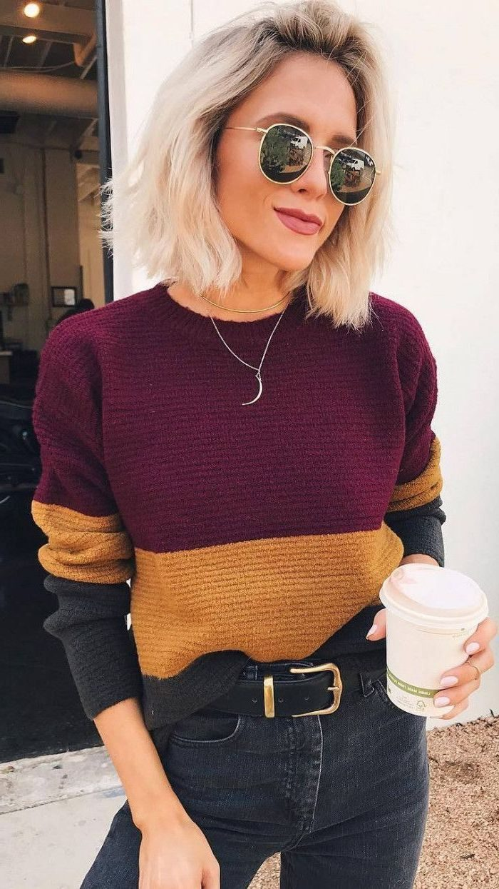 What Knitted Sweaters Are In Style For Women 2020