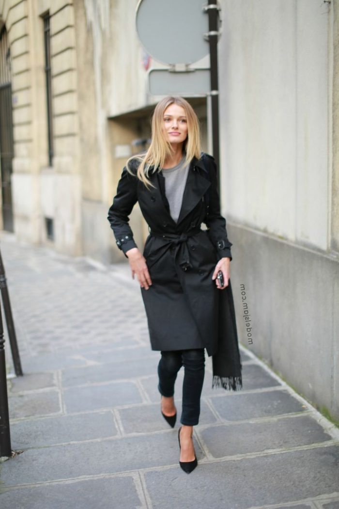 Trench Coats For Women To Wear At Work And Parties 2019