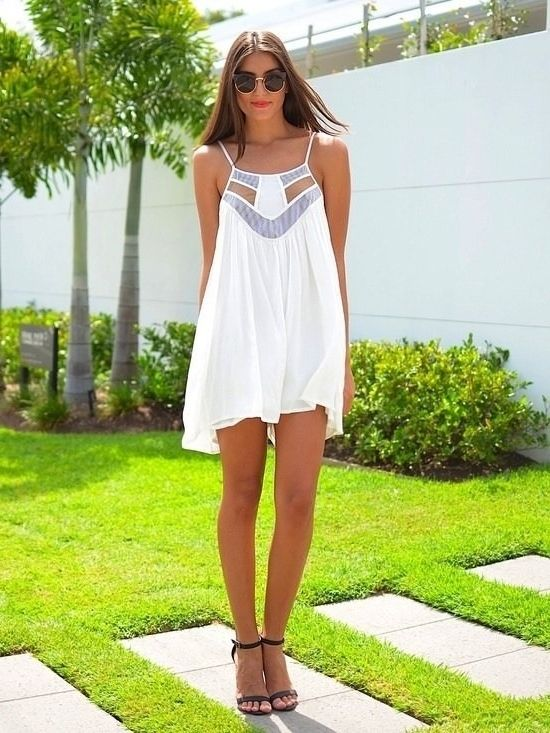 White Dresses For Different Occasions 2019