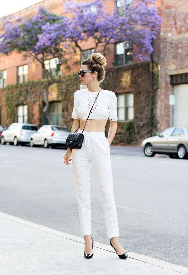 2018 White Pants For Women (17)