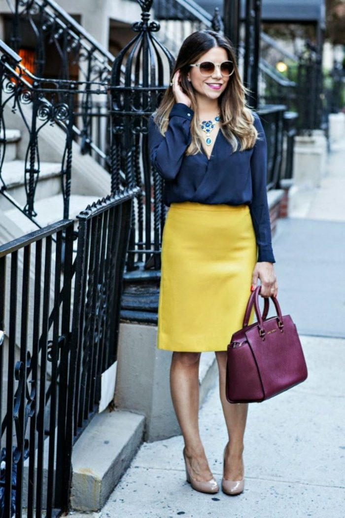 Best Pencil Skirts For Work 2019