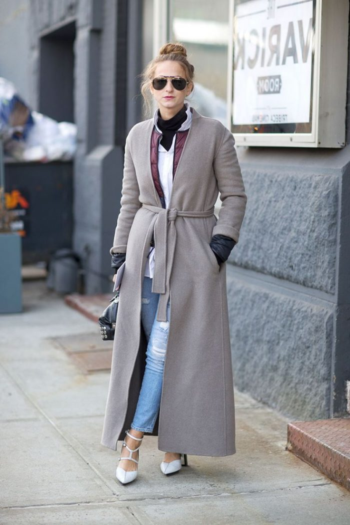2018 Wrap Coats Women (2)