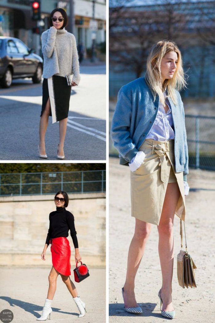 Asymmetrical Skirts Trend 2020