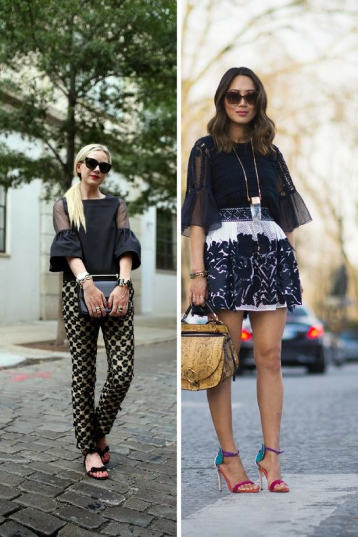 Bell Sleeves Trend 2018 See What Is Popular (4)